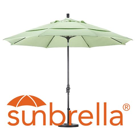 sunbrella patio umbrellas sunbrella market umbrellas