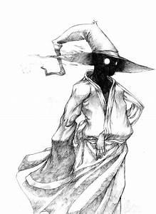 Ronin Blackmage sketch by Taimat on DeviantArt