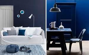 Mur Bleu Nuit. peinture archives mademoiselle claudine le blog ...