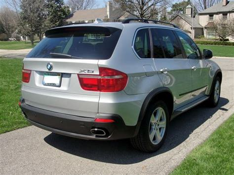 Sell Used 2008 Bmw X5 4.8i Sport Utility! One Owner! Mint