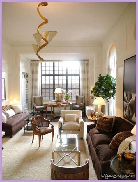 furniture ideas for narrow living room 1homedesigns com