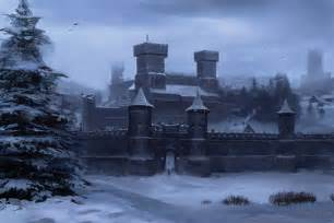 Game of Thrones Winterfell Castle