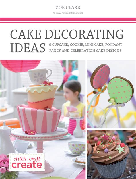 Cake Decorating Books Pdf by Free Cake Decorating Ideas Ebook Sewandso