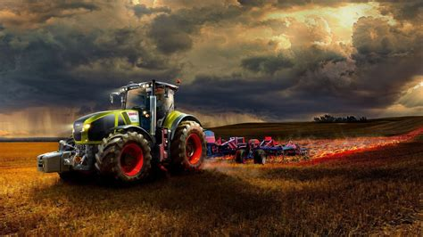 Ford Tractor Wallpaper Download HD