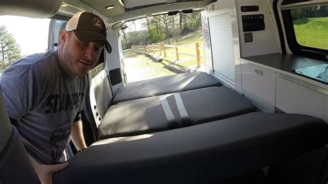 Chevy City Express Vs Nissan Nv200 by Seat Bed Conversion Recon Cers Nissan Nv200 Chevy