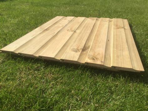 Exterior Shiplap Timber Cladding