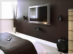 Computer Im Schlafzimmer : tv im schlafzimmer ~ Markanthonyermac.com Haus und Dekorationen