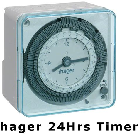 hager eh711 24hrs analog timer swit end 1 18 2018 11 15 am