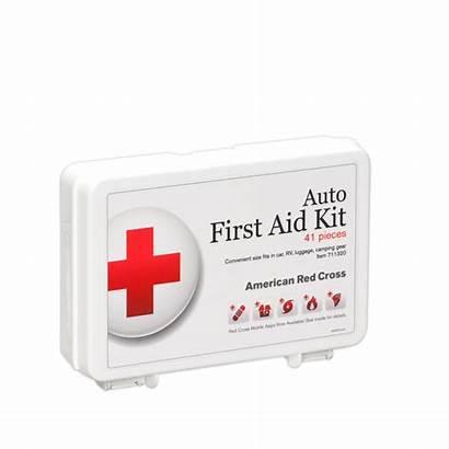 Aid Kit Cross American Supplies Redcross Sw