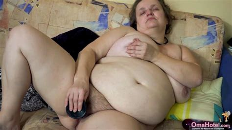 Omahotel Two Old Bbw Grannies Masturbate Pussy On Gotporn