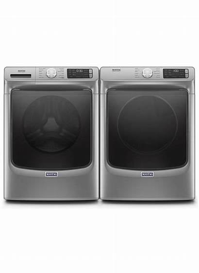 Cu Ft Load Washer Electric Dryer Maytag