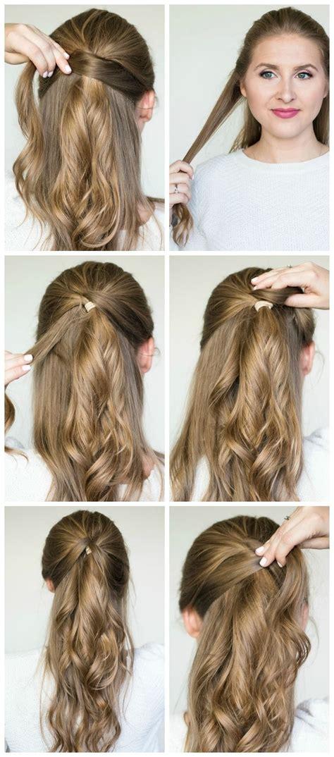 step by step cute hairstyles fade haircut