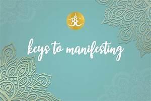 Keys, To, Manifesting