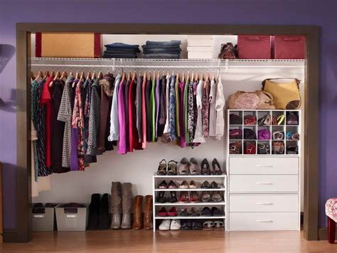 Clever Closet Organization Ideas by 17 Ultra Clever Ideas How To Organize Your Entire Closet
