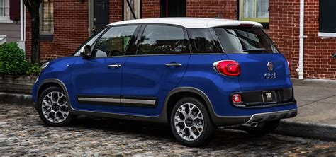 Fiat 500l Models 2017 fiat 500l model updates fiat 500 usa