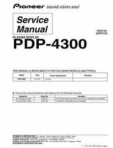 Pioneer Dv500 Ks Manual