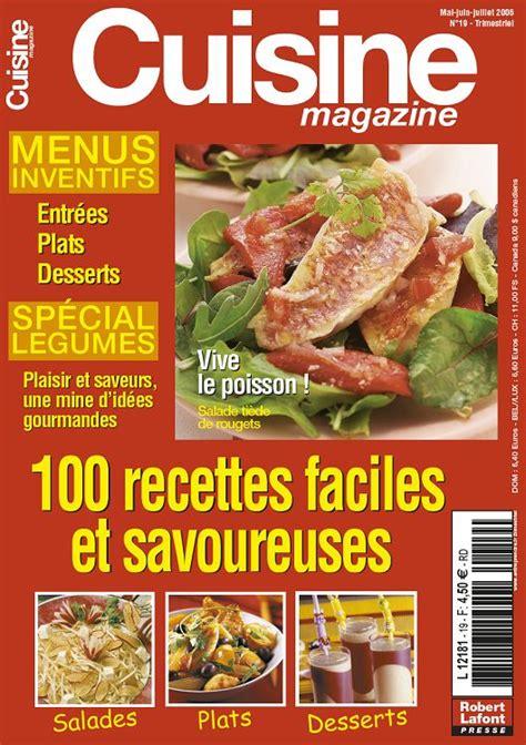 magazine de cuisine cuisine magazine n 19 mai jun jui 2006 page 80 81