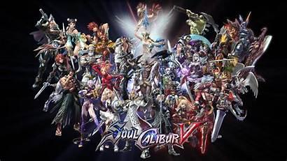 Calibur Soul Characters Soulcalibur Wallpapers Guide Ivy