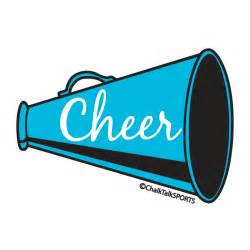 Cheerleading Cheer Megaphone Clip Art