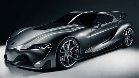 New Toyota Supra Coming In 2018, Will Be Hybrid, Awd