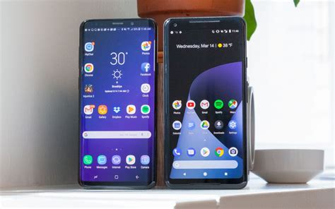 galaxy   pixel  whats   android phone tom