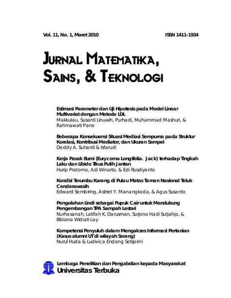 Jurnal matematika sains_dan_teknologi_vol_11_no_1