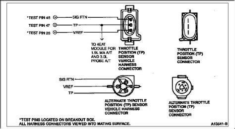 Ford Ranger Crank Sensor Wiring Diagrams
