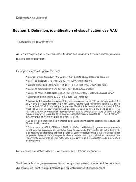phrase d accroche droit administratif acte administratif unilat 233 ral droit administratif