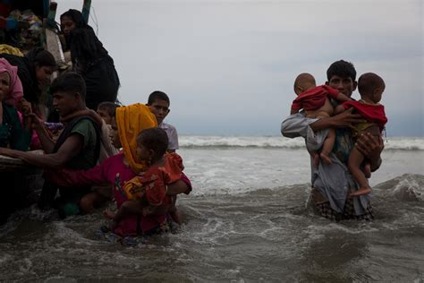 unicef emergency supplies  rohingya children en route