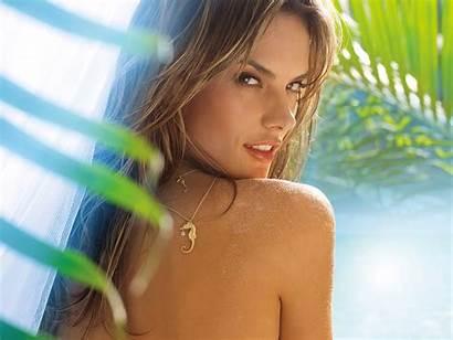 Alessandra Ambrosio Secret Wallpapers Victoria Desktop