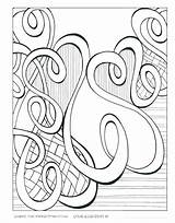 Coloring Pages Zenspirations Adult Geometric Play Heart Hearts Microwave Abstract Books Pattern Printable Create Patterns Zentangle Sheets Dough Colouring Adults sketch template