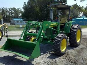 2005 John Deere 6403 Tractors - Utility  40-100hp