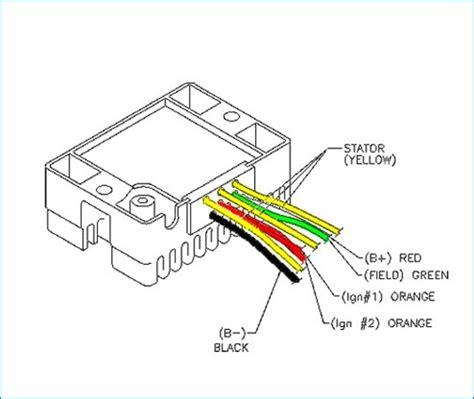 kubota rectifier wiring diagram bestharleylinks info