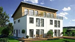 Fertighaus Mit Dachterrasse : doppelhaus mit dachterrasse d 1128 1 1106 4 ~ Lizthompson.info Haus und Dekorationen