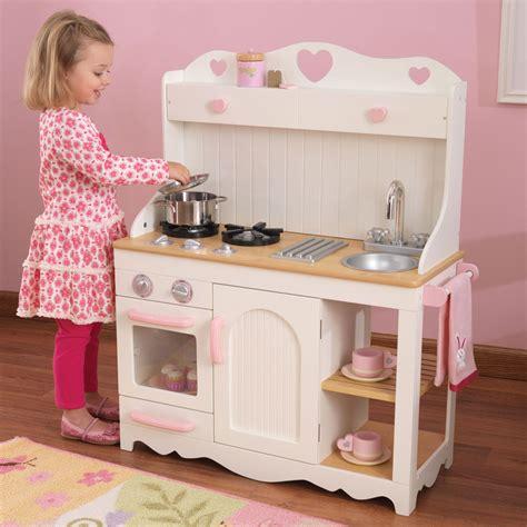 wooden play kitchen kidkraft kinderk 252 che pr 228 rie aus holz 53151 1177