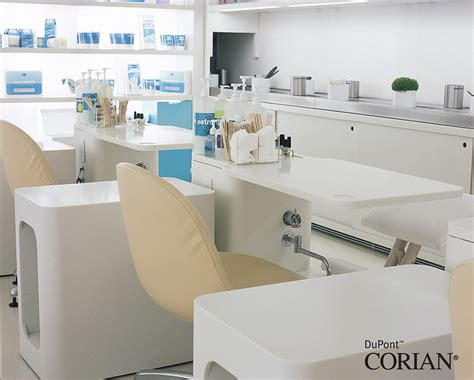 corian acrylic acrylic solid surface healthcare labs deeley fabrications mk