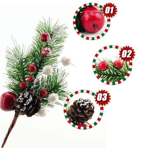 slicing strawberries for decoration 2016 new xmastree decorations artificial pine cones fruit cutting flower ornaments