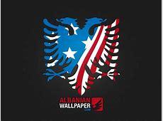 Albanian American Eagle