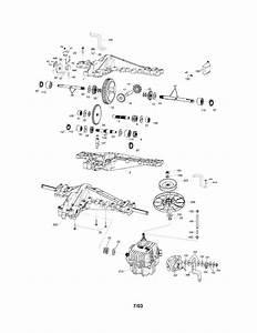 Ford 4000 Transmission Diagram