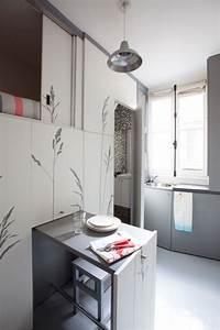 Mini Apartment Einrichten : c mo vivir en menos de 10 metros cuadrados un hogar con mucho oficio ~ Markanthonyermac.com Haus und Dekorationen