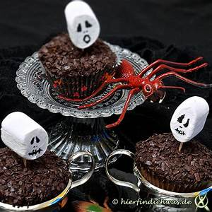Halloween Muffins Rezepte Mit Bild : gespenster muffins schnelle muffins mit marshmellows ~ Frokenaadalensverden.com Haus und Dekorationen