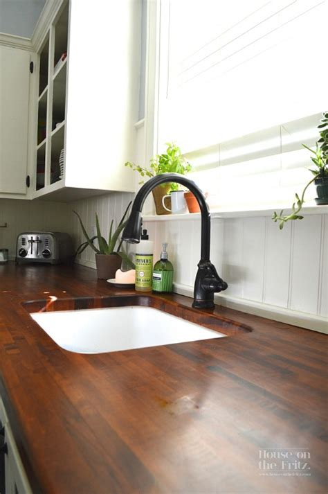 countertops reno an kitchen gets a new look for less than 1 500