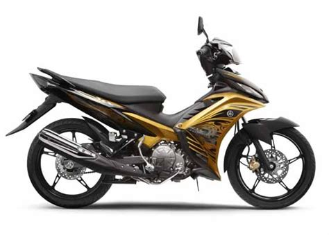 Yamaha Sniper Mx Motorcycle Details And Specifications