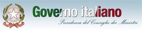 Logo Presidenza Consiglio Dei Ministri by Link Utili Protectaweb