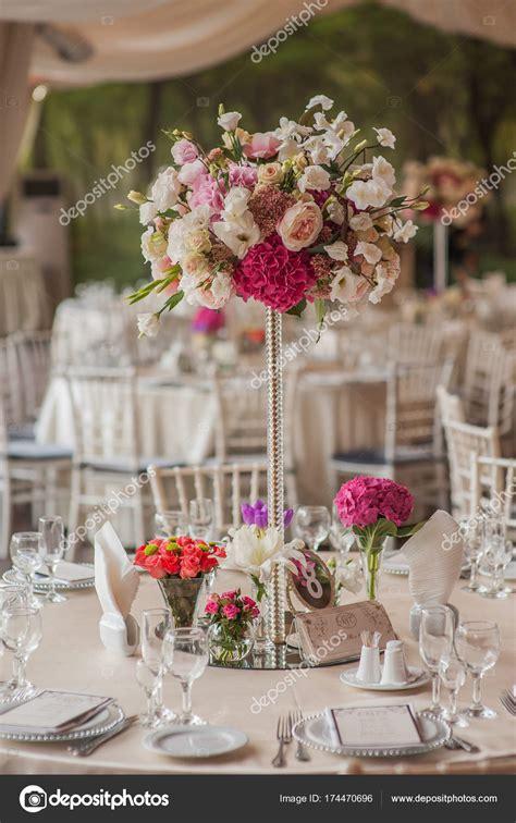 Blumen Hochzeit Dekorationsideen by Dekorationen Auf Hochzeit Tische Blumen Landschaft