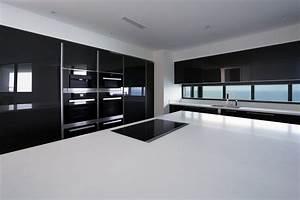 Poggenpohl Designed Kitchen At Porsche Design Tower