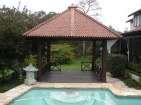 Pool Gazebo Ideas Backyard