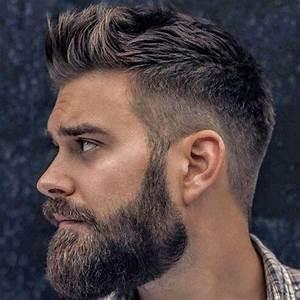 Cool Beard Styles 2018 Haircut Men Pinterest Corte