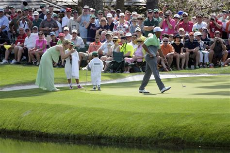 15 adorable Masters photos of Tiger Woods, his kids and ...