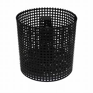 Panier À Pellets Pour Cheminées Et Foyers : panier pellets rond diam tre 17 cm ~ Melissatoandfro.com Idées de Décoration